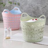 大號塑料臟衣籃衣簍浴室洗衣籃家用玩具衣物收納籃臟衣服收納筐zsx