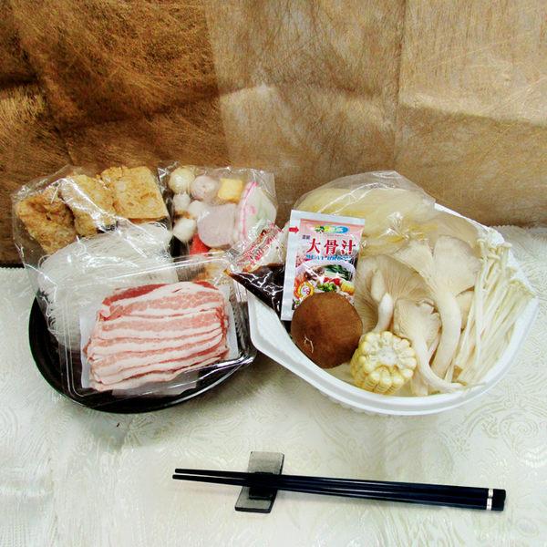 『輕鬆煮』酸菜白肉鍋(約1700g/盒) 2~3人份 (廚房快煮即可上桌)