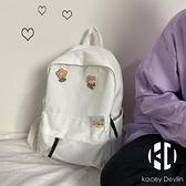 背包女韓版背包雙肩包【Kacey Devlin】