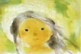 【拼圖總動員 PUZZLE STORY】綠色風中的女孩(作者:岩崎知弘) 日本進口拼圖/AppleOne/繪畫/500P