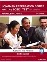 二手書Longman Preparation Series for the New TOEIC Test: Advanced Course, 5/E with MP3/AnswerKey/iTest R2Y 0132861445