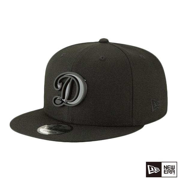 NEW ERA 9FIFTY 950 METAL STACK 道奇 黑/黑 棒球帽