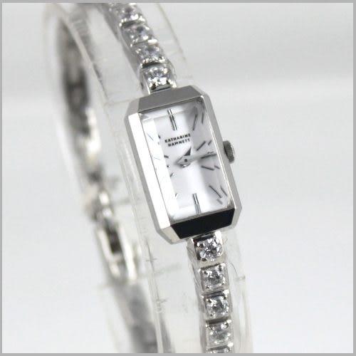 【萬年鐘錶】KATHARINE HAMNETT 古典時尚錶 KH8009-B04D