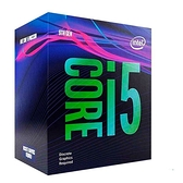 Intel 第9代 i5-9400F 六核 含風扇/無內顯 中央處理器