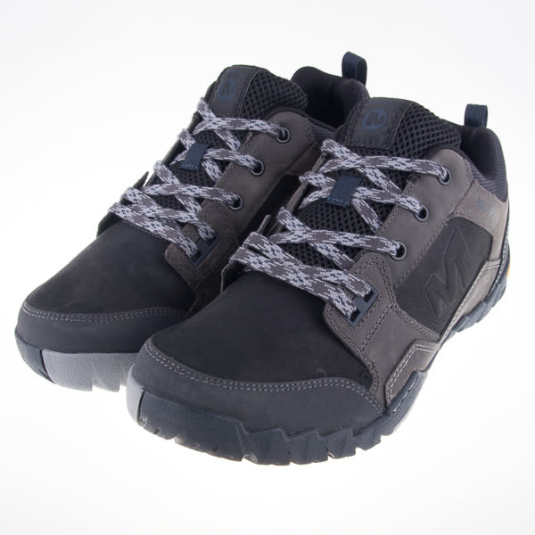 6折出清~MERRELL ANNEX METRO 戶外登山鞋-深灰色 ML36813