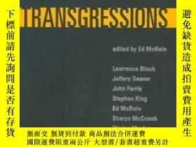 二手書博民逛書店罕見TransgressionsY256260 Mcbain, Ed (edt) Forge Books 出