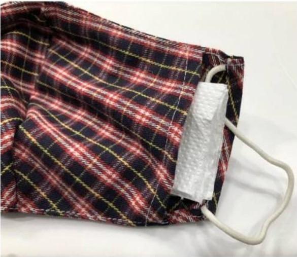 舒適立體棉布口罩口罩套【可清洗、置換防護濾材】男女通用【TwinS伯澄】