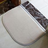好彩衛生間地墊浴室防滑墊臥室廚房吸水門墊進門口腳墊超值2件裝igo  潮流前線