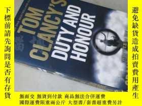 二手書博民逛書店Tom罕見Clancy s Duty and Honour【32開 英文原版】Y16472 Tom Clanc
