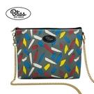 【現貨在台】泰國Bliss BKK 灰底彩繪 4款背帶可選 現貨供應中