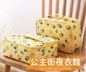 收納盒 手提折疊化妝包旅行化妝袋防水洗漱包便攜旅游化妝品收納包