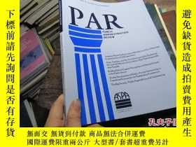 二手書博民逛書店par罕見public administration revie