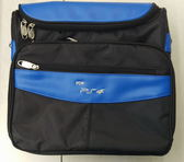 【哈GAME族】可刷卡 免運 PS4 PS3 PS2 藍色 主機收納包 主機包 主機保護包 防震包 旅行包
