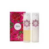 【REN】摩洛哥玫瑰身體禮盒-玫瑰海星