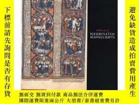 二手書博民逛書店A罕見History of Illuminated Manusc