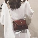 高級質感包包2020新款潮韓版時尚洋氣單肩包百搭ins錬條斜挎女包 小艾時尚
