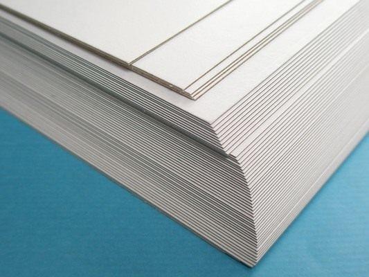 A4表皮紙 400磅 (雙面白) /一包110張入[#4.5] 厚紙板 表面紙