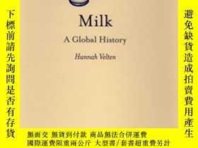 二手書博民逛書店罕見MilkY364682 Hannah Velten Reaktion Books 出版2010