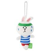 LINE - 吊飾 兔兔 13_TA28156