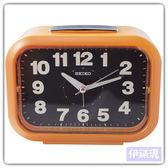 【日本精工-SEIKO】QHK026長方型夜光靜音貪睡鬧鐘/時尚設計擺飾鬧鐘