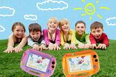 兒童畫畫板磁性寫字板筆 彩色小孩幼兒磁力寶寶涂鴉板 1-3歲2玩具 qf823【黑色妹妹】