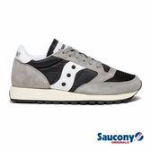SAUCONY JAZZ ORIGINAL VINTAGE 經典復古女鞋-石灰x黑x白