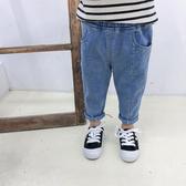 牛仔褲兒童長褲男童休閑褲男寶寶【奇趣小屋】