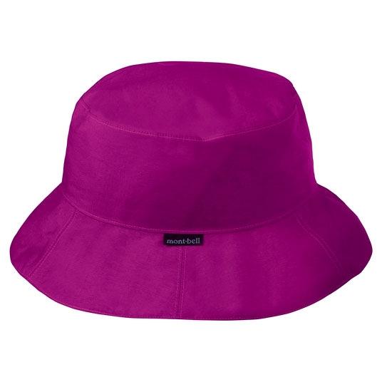 [好也戶外]mont-bell GORE-TEX Meadow Hat/紫紅 No.1128511