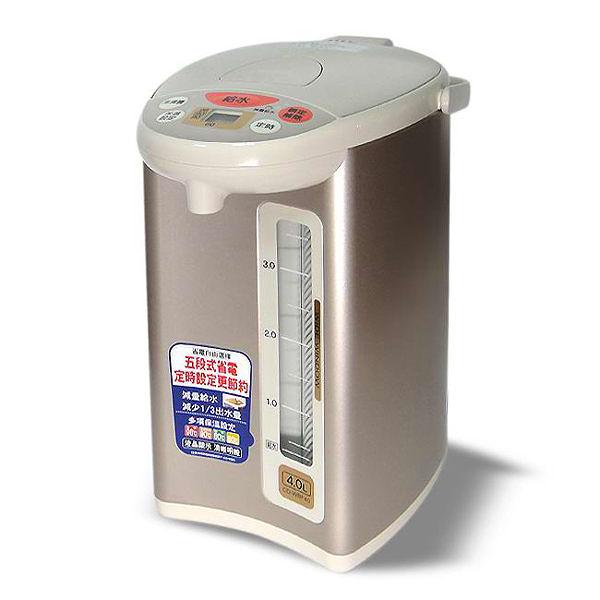【象印】4段定溫電動熱水瓶4公升 CD-WBF40