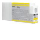 T642400 EPSON 原廠 黃色墨水匣 (150ml) 適用 7890/9890