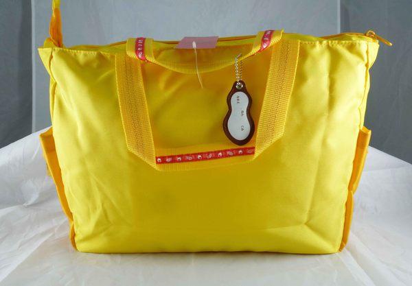 【震撼精品百貨】Chip N Dale_奇奇蒂蒂松鼠~手提袋