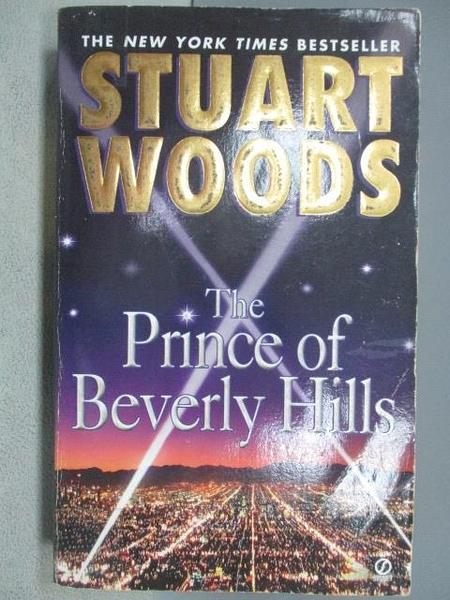 【書寶二手書T3/原文小說_FRQ】The Prince of Beverly Hills_Stuart Woods