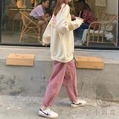 秋裝套裝可愛女裝日系風格穿搭少女甜美寬鬆兩件套【小酒窩服飾】