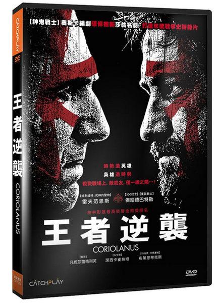 王者逆襲DVD