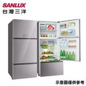 【SANLUX 台灣三洋】475公升變頻三門冰箱SR-C475CVGA