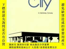 二手書博民逛書店The罕見Airport City: Development Concepts For The 21st Cent