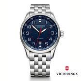 VICTORINOX 瑞士維氏 限量 飛行 機械錶(VISA-241793)