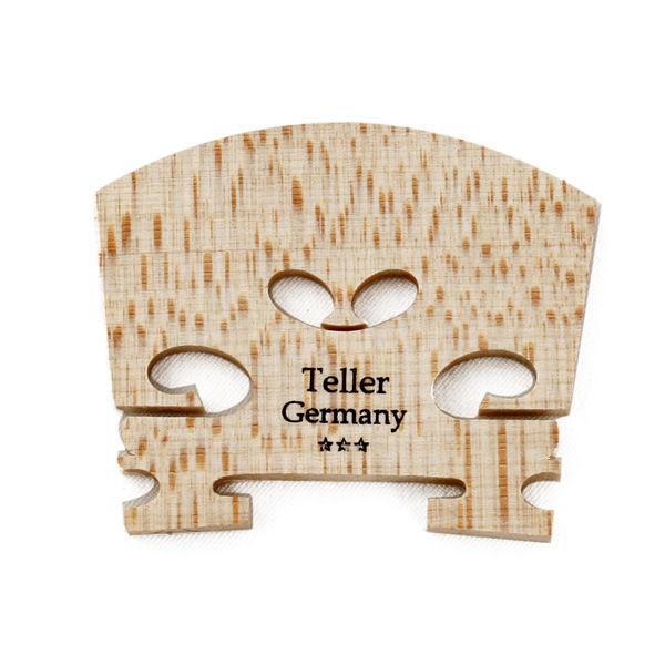 小叮噹的店- 原廠貨 德國Josef Teller .Teller*** JTV42 3顆星 小提琴 琴橋 4/4