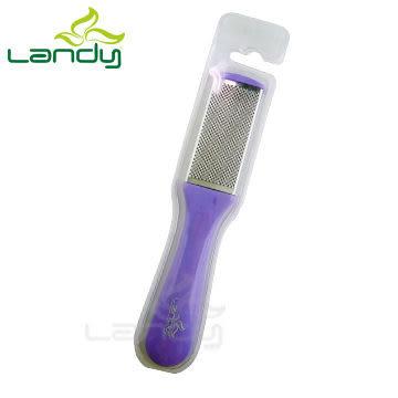 Landy 塑膠柄腳皮銼 CA-32 (紫)