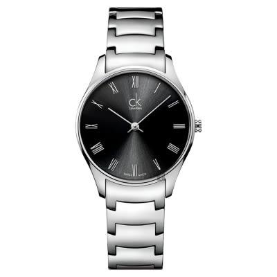 CK - 極簡氣質女錶 瑞士ck手錶 男錶女錶對錶 K4D2214Y