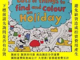 二手書博民逛書店lots罕見of things to find and colo