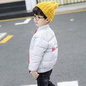 男童棉衣 兒童羽絨棉服寶寶短款棉襖外套 森雅誠品