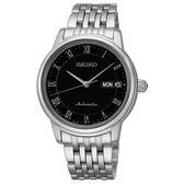 SEIKO 精工 Presage 防水 女錶 機械錶 4R36-04F0D(SRP885J1)