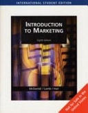 二手書博民逛書店 《Introduction to Marketing》 R2Y ISBN:0324323808