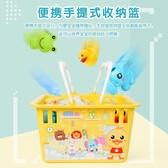 兒童洗澡玩具寶寶戲水噴水槍女孩男孩沙灘噴水槍花灑益智套裝