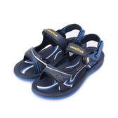 GOODYEAR 磁扣兩用運動涼鞋 藍 GAMS93616 男鞋 鞋全家福