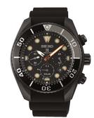 【SEIKO】PROSPEX DIVER  SCUBA 限量黑水鬼 太陽能手錶