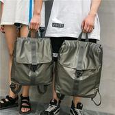 男士雙肩包包商務防水牛津布包大容量 后背包
