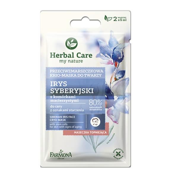 Herbalcare鳶尾花緊緻面膜10ml 【康是美】