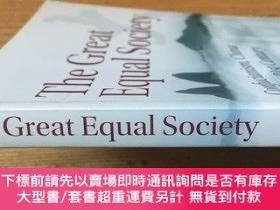二手書博民逛書店The罕見Great Equal Society《大同》——韓國學者金容沃 【英文原版 簽贈本】Y1499